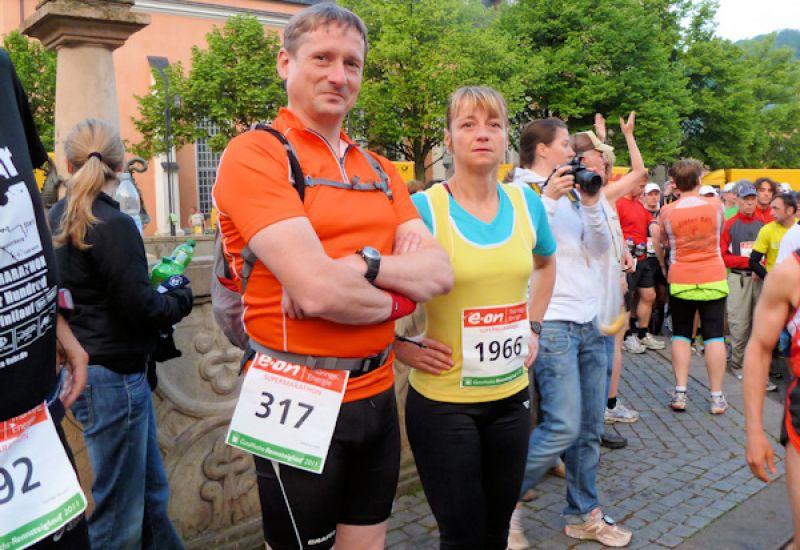 Rennsteiglauf Supermarathon
