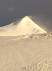 Johannisberg, hier aus Blickrichtung von der Oberwalderhütte