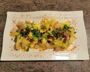 Ceviche mit Mango