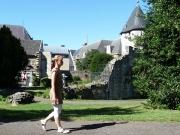 Rundgang an der Maastrichter Stadtmauer