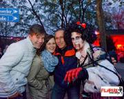 Mit Almuth und Max bei den Horrornächten im Filmstudio Babelsberg