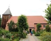 Ostseeurlaub 2017 – Seemannskirche Prerow, die älteste Kirche auf dem Darß