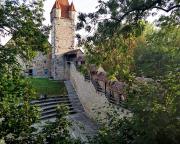 Stöberleinturm mit Stöberleinbühne, Rothenburg ob der Tauber