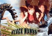 Gewagt und Spaß gehabt: in der Black Mamba