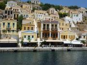 Rhodos Nachbarinsel Symi, hier der gleichnamige Ort