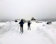 Isergebirge - Skitour 2013