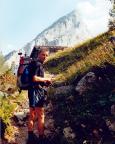 Watzmann-Überschreitung - ganz anders die Tour beu gutem Wetter