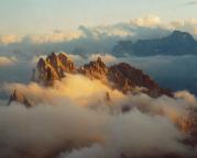 Dibonakante - Abstieg über den Normalweg durch die Südwand
