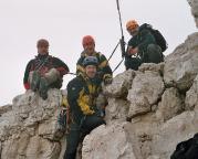 Geoße Zinne - Normalweg - September 2004