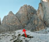 Geoße Zinne - Normalweg