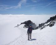 Auf den Gipfel des Großglockner via Normalweg von Kals