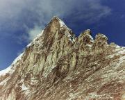 Mittellegigrat - Ein weniger bekannter Anblick - die Südwand des Eigers