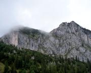Roßstein und Buchstein beim Anmarsch zur Tegernseer Hütte