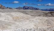 Das Meer aus Stein - die flachen hohen Ebenen in der Pala