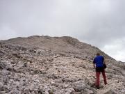 Rosetta, ein Gipfel, der wandernd gut erreicht werden kann