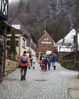 Denn ab Schmilka sollte es über den Großen Winterberg zurück nach Mittelndorf gehen