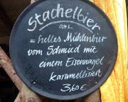 Tour 12/2014 - Kein Abratzkykamin, dafür eine neue Biererfahrung - Stachelbier