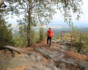 Wanderung um Oybin