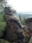 Bonifaz, Gipfel bei Waitzdorf in den Ochelwänden aus der Hochscharte
