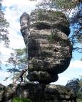 Hickelkopf, vielleicht der rassigste aller Gipfel des Gebietes