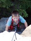 Brötchen, Alter Weg II, ein kurzer und gut gesicherter Kinderweg