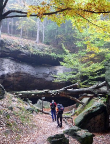 Hickelhöhle, diese riesige Grotte ist ein Muss auch für Wanderer