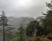 Blick vom Kleinen Winterberg in Richtung Bärenhörner
