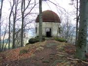Pavillon auf dem Kleinen Winterberg, einem Hirsch gewidmet