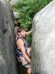 Heidewand, Schluss-schinder-Kamin des lustigen Alten Weges II