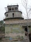 Sperenberg,  Tower des Flugplatzes der sowjetischen Luftstreitkräfte
