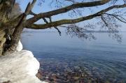 16 - Blick auf den Schweriner See bei Schloss Wiligrad
