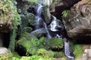 44 - Lichtenhainer Wasserfall - wenn er dann mal richtig fällt