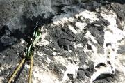 17 - Rathener Sandstein, wie man ihn kennt, weich und sandig