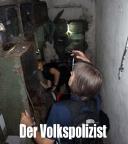 Der Volkspolizist - Geocaching mit den Gipfeladlern