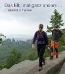Das Elbi mal ganz anders, nämlich als Familienurlaub in Mittelndorf