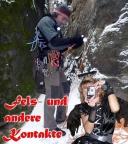 Fels- und andere Kontakte, zum Beispiel mit Wölfen und Hexen