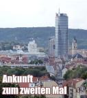 Besuch und Geocaching in Jena