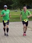 24-Stunden-Europalauf Hoyerswerda, hier beim 6-Stunden-Lauf