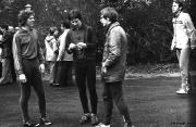 Städtelauf Spremberg Welzow, vor dem ersten Lauf am 06.11.1977