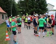 Ottonenlauf Start in Stiege