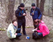 Geocaching in Petershagen 3773
