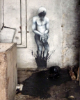 Lost Place Kunst Graffiti 6